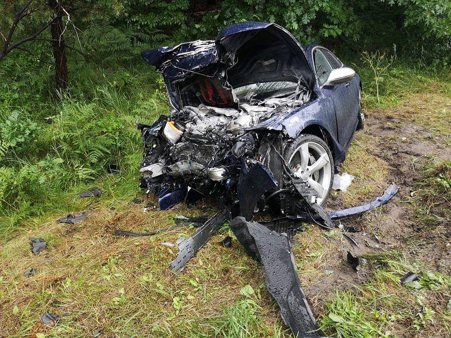 Wypadek w Stalowej Woli