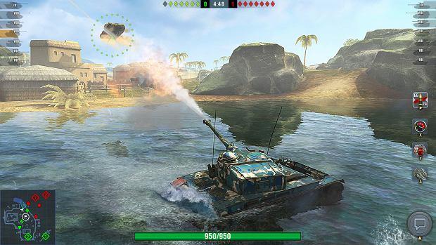 World of Tanks Blitz jest już wszędzie, bo właśnie pojawiło się na Nintendo Switch