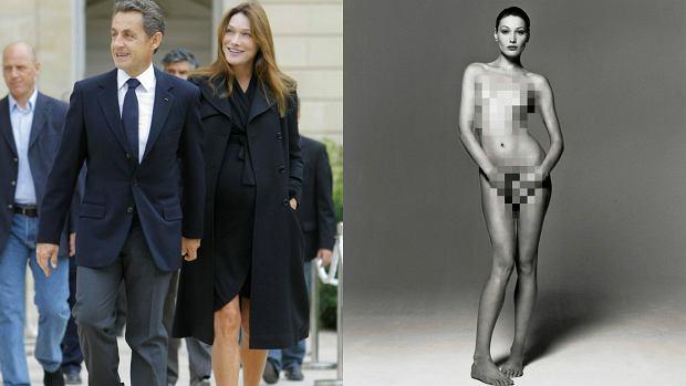 Zdjęcie numer 0 w galerii - To była najbardziej kontrowersyjna Pierwsza Dama Francji. Jak dziś wygląda Carla Bruni?