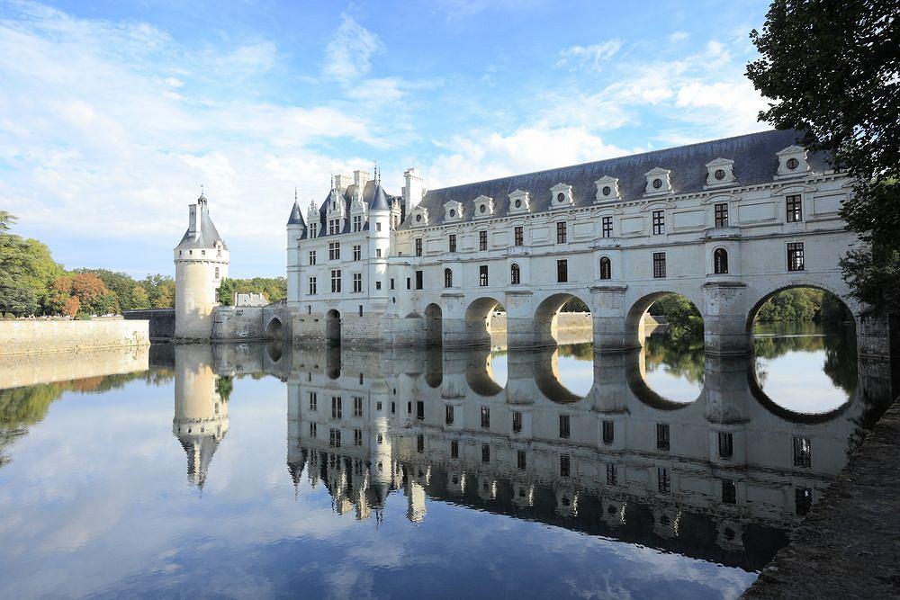 Chateau de Chenonceau/ Fot. Shutterstock