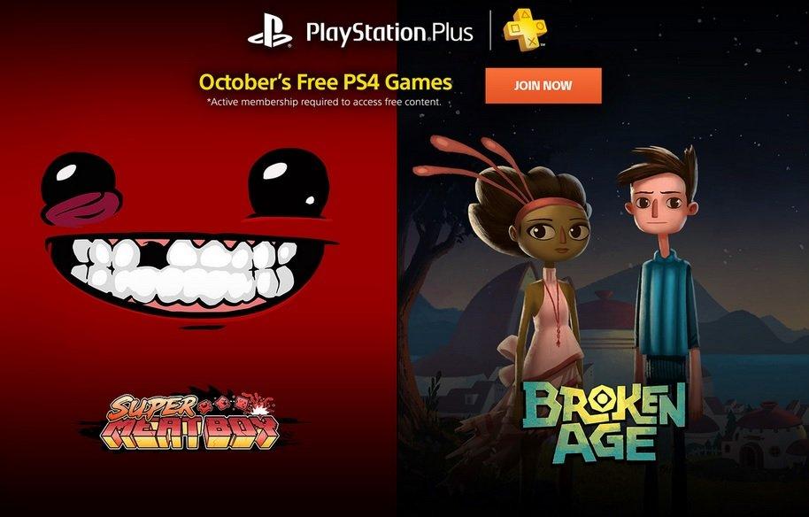 PS Plus dla Playstation 4 na październik 2015