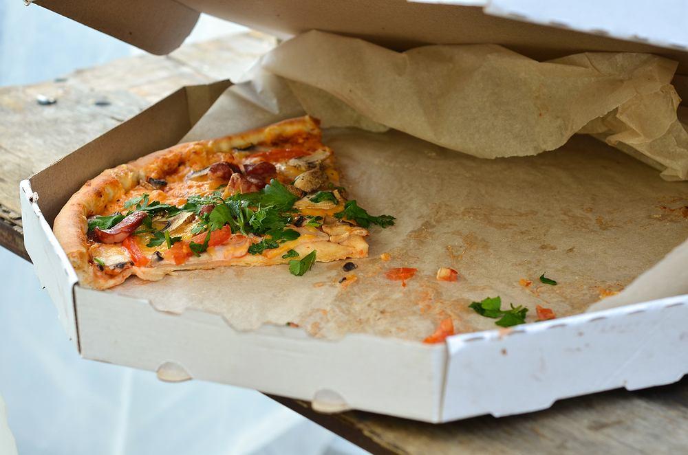 Opakowania do pizzy na wynos