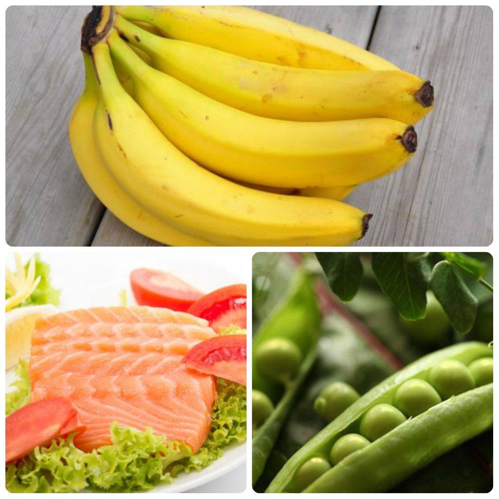 Owoce i warzywa są doskonałym źródłem potasu