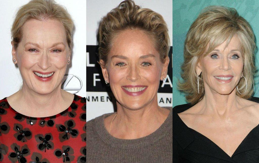 Operacje plastyczne, botoks, nieruchome twarze - tak wygląda dziś wiele aktorek, które przekroczyły granicę 50 lat. Otwarcie mówi się o tym, że w Hollywood liczy się młodość, a starsze gwiazdy ustępują miejsca mniej utalentowanym, ale