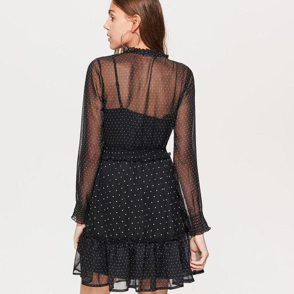 Najpiękniejsze sukienki Cropp na sylwestrowy bal i