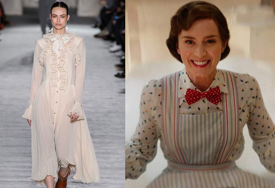 Sukienki w stylu Mary Poppins