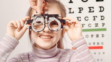 Jakie są najczęstsze wady wzroku u dzieci?