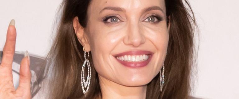 Zagraniczne media donoszą, że Angelina Jolie jest w złej kondycji. Uważamy inaczej
