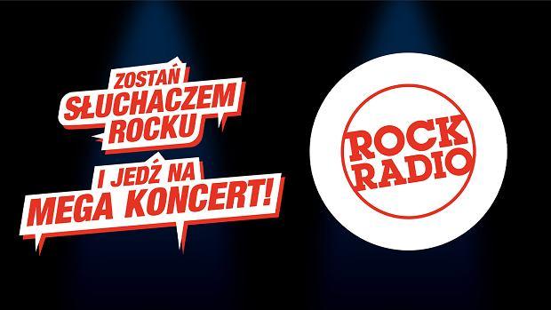 Słuchacz Rocku w Rock Radiu