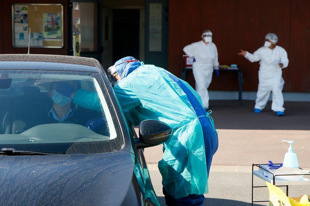 Francja. Druga fala epidemii koronawirusa