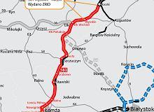 S61 z obwodnicą Ełku w końcu z decyzjami ZRID. Chodzi o ponad 65 km Via Baltica