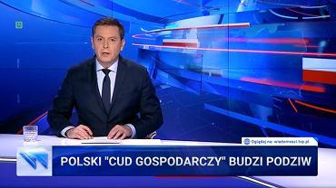 'Wiadomości' TVP z 9.10.2019