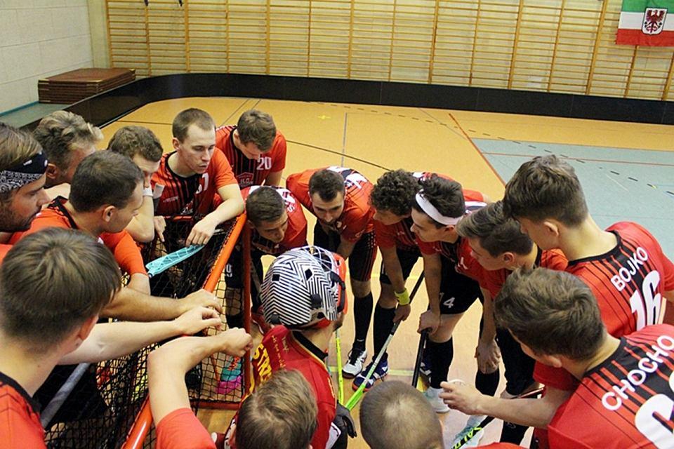 Walczący w ekstraklasie unihokeiści I LO UKS Floorball Gorzów, sezon 2019/20