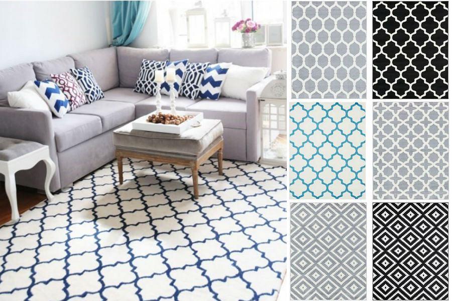 Modne marokańskie dywany