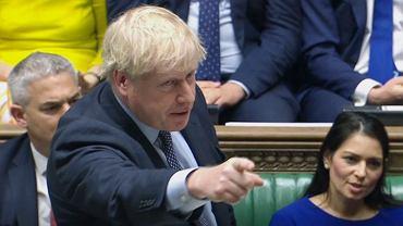 Posiedzenie w Izbie Gmin zwołane w związku z umową brexitu