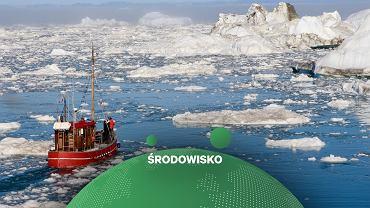 Topnienie lodu w Grenlandii