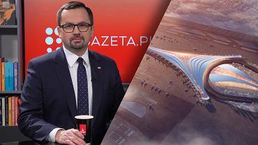 Marcin Horała gościem Gazeta.pl