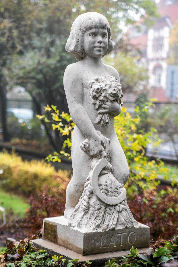Zdjęcie numer 2 w galerii - W Ogrodzie Botanicznym odsłonięto rzeźbę