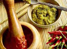 Pasty curry czerwona i zielona - ugotuj