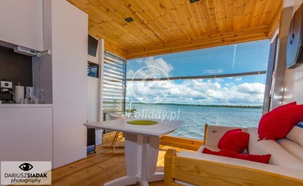 Wnętrze HT houseboats/ Fot. www.eholiday.pl