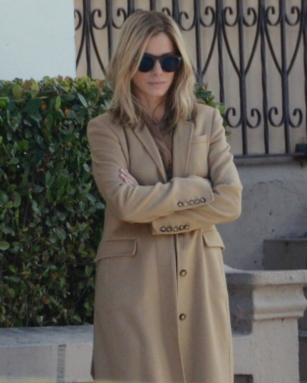 KEXCLUSIVE: Sandra Bullock filming in Puerto Rico.  Pictured: Sandra Bullock