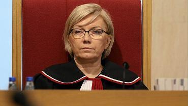 Wybrana przez PiS prezes Trybunału Konstytucyjnego Julia Przyłębska
