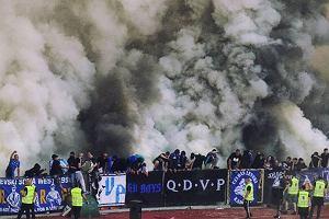 Piłka nożna. Podczas derbów Sofii wybuchła bomba!
