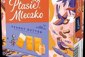 Ptasie Mleczko Peanut Butter powraca! Kolejna współpraca sieci handlowej Żabka z E.Wedel
