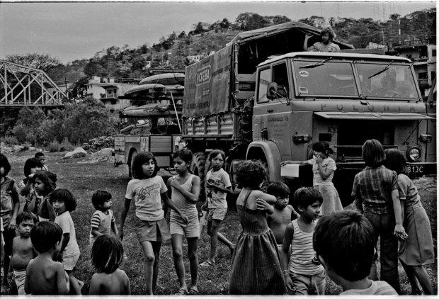 Canoandes w Meksyku w 1979 roku