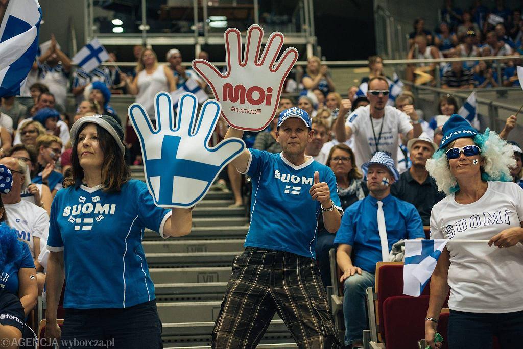 ME w siatkówce 2017. Finlandia - Estonia 3:2