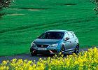 Seat Leon Cupra R - opinie Moto.pl. Jeden z trzynastu