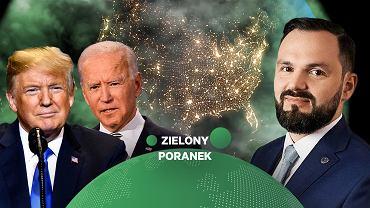 Zielony Poranek. Gościem Marii Mazurek był Kamil Wyszkowski