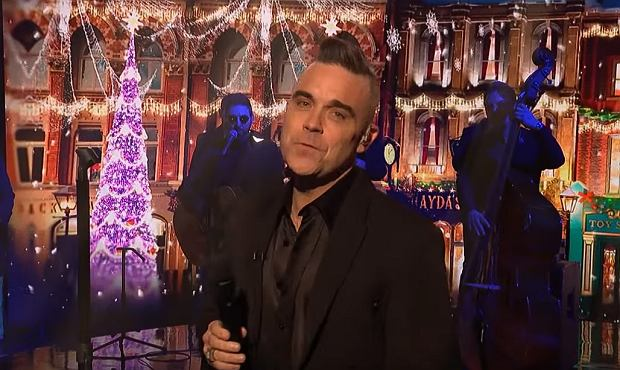 Robbie Williams - Let's Not Go Shopping [PERFORMANCE] | The Jonathan Ross Show