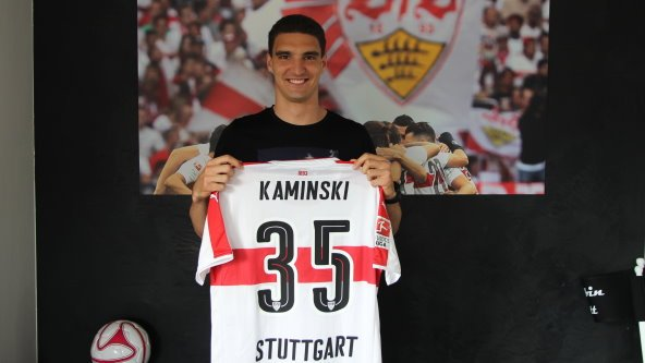 Marcin Kamiński podpisał kontrakt z VfB Stuttgart