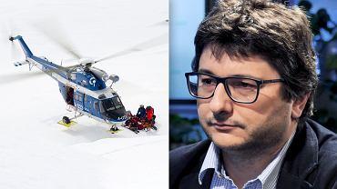 Marcin Broda, 'Dziennik ubezpieczeniowy'