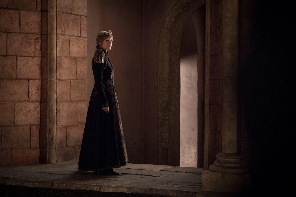 'Gra o tron' - kadr z ostatniego sezonu