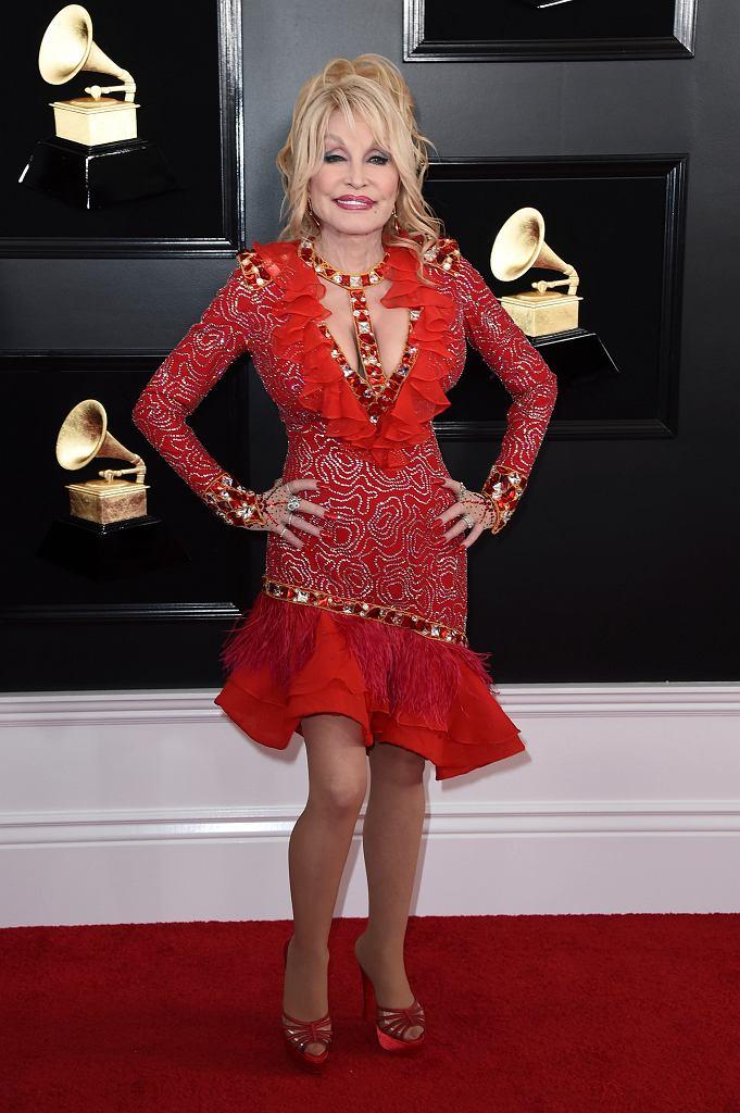 Dolly Parton na gali Grammy