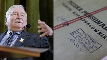 Lech Wałęsa, teczka TW 'Bolka'