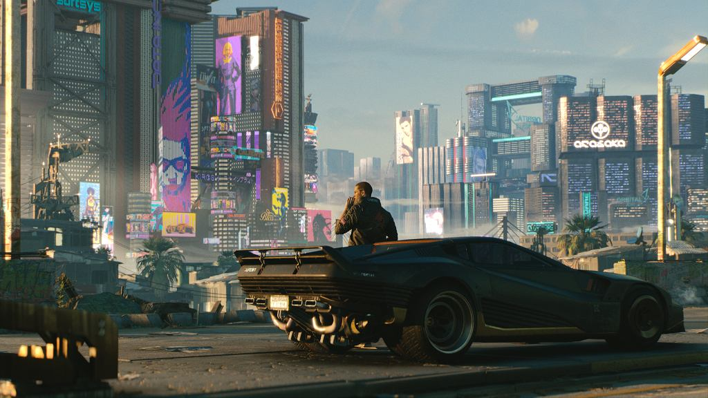 Night City w Cyberpunk20777