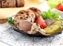 Polędwiczka wieprzowa z grilla - ugotuj