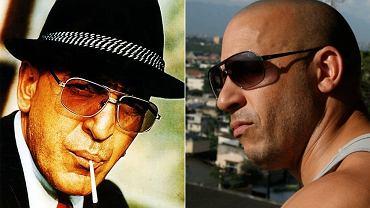 Telly Savalas jako Kojak i Vin Diesel