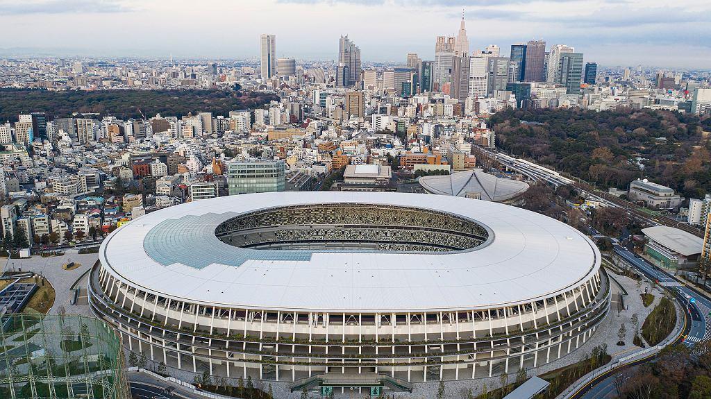 Stadion olimpijski w Tokio
