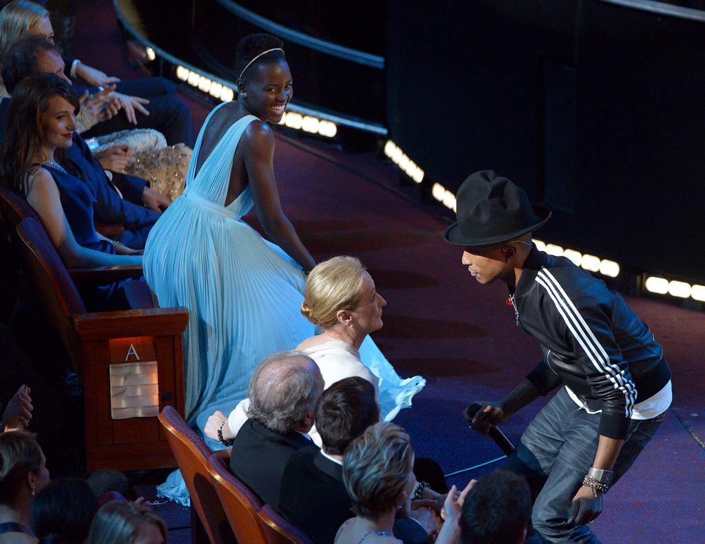 Pharrell Williams i Meryl Streep