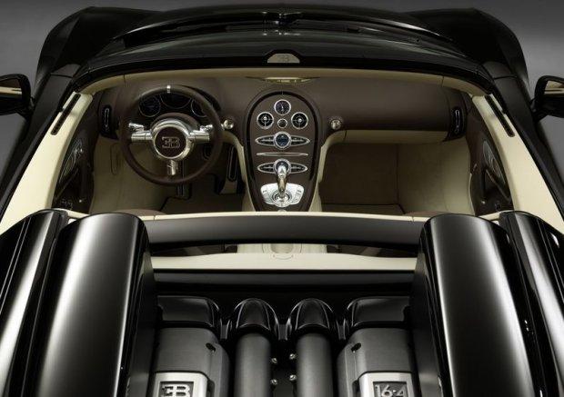 Bugatti Veyron Grand Sport Roadster Vitesse Jean Bugatti 2013