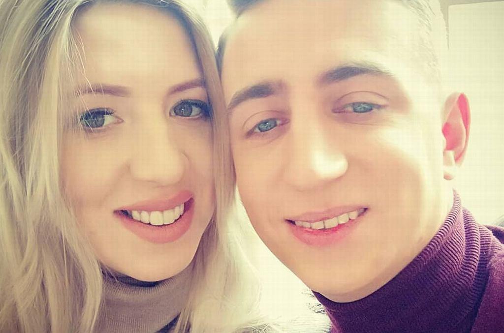 Małgosia i Paweł z 'Rolnika'
