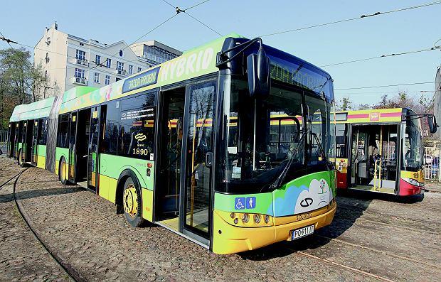 Hybrydowy autobus - coraz częstszy widok na naszych drogach