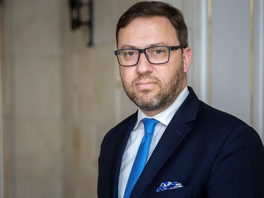 Bartosz Cichocki, ambasador RP na Ukrainie