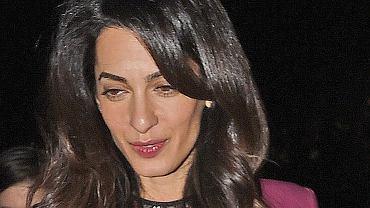 Amal Clooney skutecznie uciszyła plotki o ciąży. Wszelkie potencjalne dodatkowe kilogramy to fikcja.
