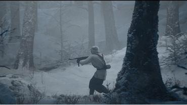 Fragment najnowszego trailera Call of Duty: Vanguard.