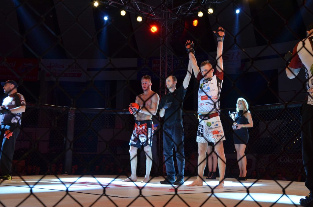 Gala MMA Kaiser Fight Night 1 w Olsztynie